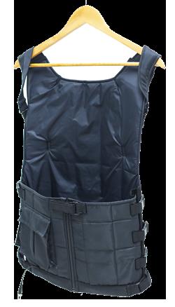 back corset tanpa model