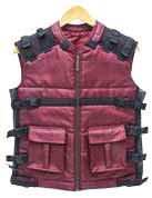 c-Sport Vest Male maroon