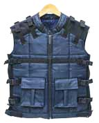 c-Sport Vest Male navy blue